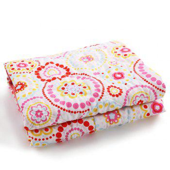 I-Baby Newborn Infant Baby Wrap Sweet Times Cotton Swaddling Printed - RED RED