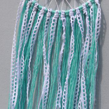 Green Bud Dreamcatcher Creative Hand-Made Woven Accessories - IVY