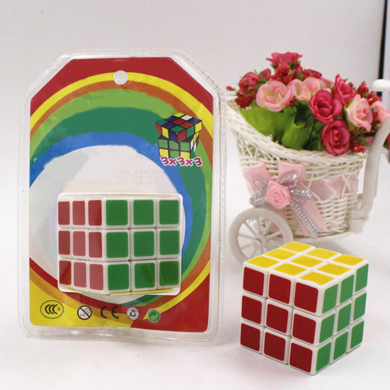 Souptoys Nissan Mini Booth Competition Special Magic Square Science  Education Toys - COLORMIX