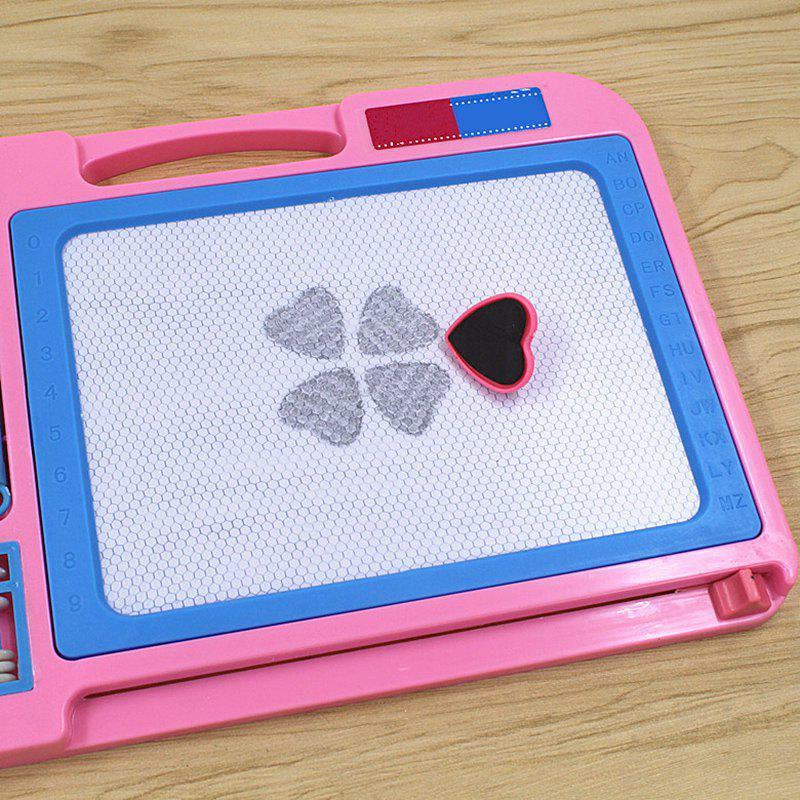 Magnetic Drawing Doodle Writing Board for Children Baby - PINK