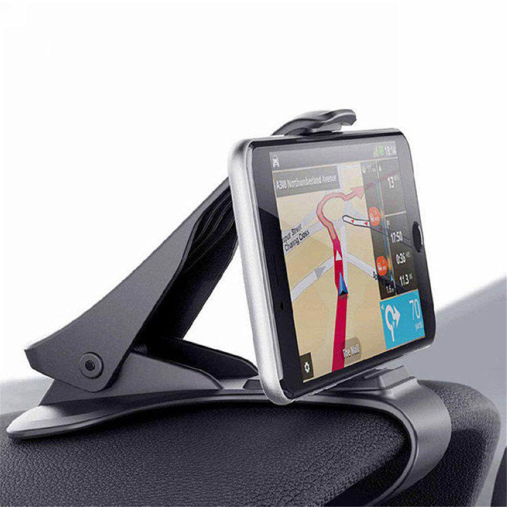 Universal Car Dashboard Mount Holder Stand HUD Design Cradle for Cell Phone GPS engineering plastic holder stand for cell phone tablet pc more orange