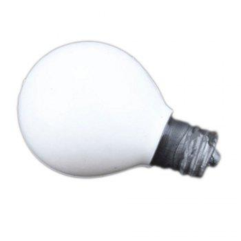 Discharge Water Polo Bulb Decompression Ball - WHITE WHITE
