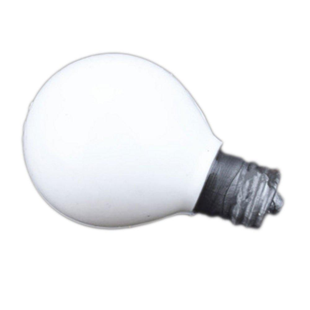 Discharge Water Polo Bulb Decompression Ball - WHITE