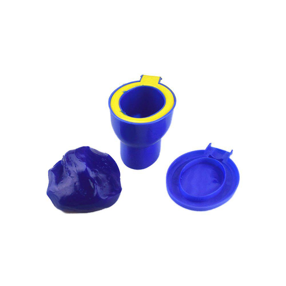Non-toxic Polymer Noise Putty Surprise Squishy Jumping Clay Fart Toy - BLUE