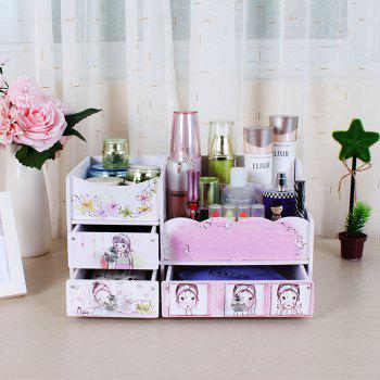 Fashionable and Lovely Collection Box - PINK