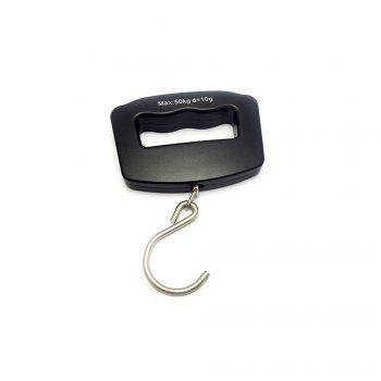 NS - 10 Portable Luggage Scales - BLACK BLACK