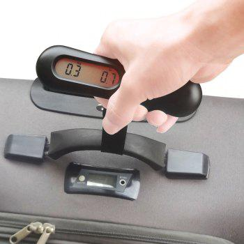 NS - 31 Portable Luggage Scales - BLACK