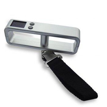 NS-38 Portable Portable Electronic Scales - SILVER
