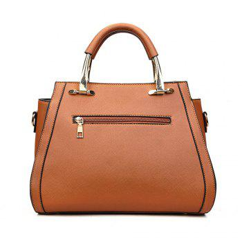 Shoulder Female Bulk Daughter Package Shopping Bags Commuter Handbag -  LIGHT BROWN