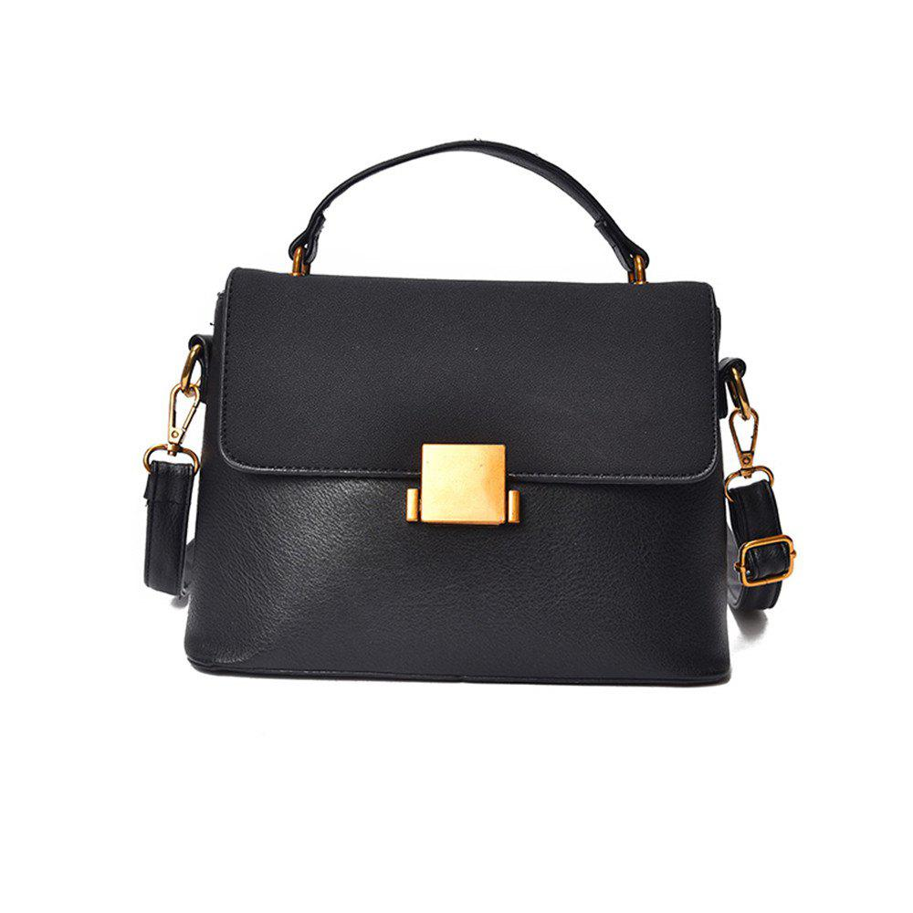 Sac d'Air Simple Marée Portable All-Match Marée - Noir