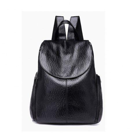 High Quality PU Leather Backpack Women Designer School Bags For Teenagers  Girls Luxury Women Backpacks - 08d864db05bcd