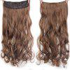 CHICSHE 17 Colors Long Wavy High Temperature Fiber Synthetic Clip in Hair Extensions for Women - /