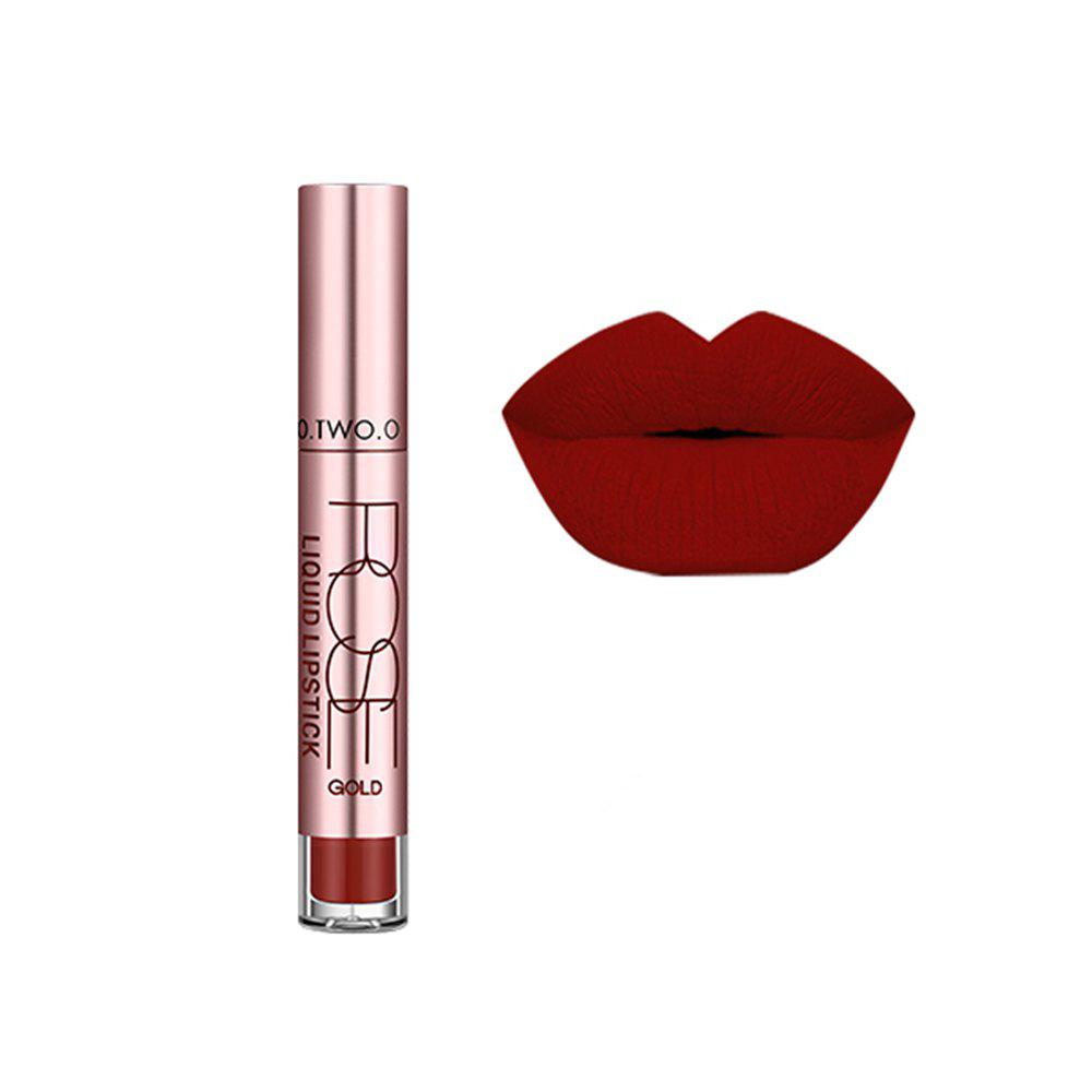 OTWOO Best Sale Hot Cosmetics Makeup Long Lasting Waterproof Easy to Wear Matte Lipstick -