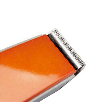 Adult Children'S Home Electric Shaving Hair Clippers - ORANGE