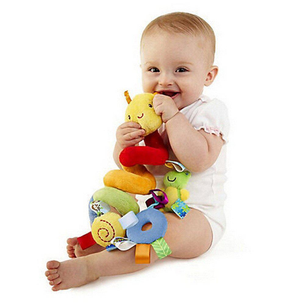Baby Pacifier Toy Color Bed Around - COLOUR
