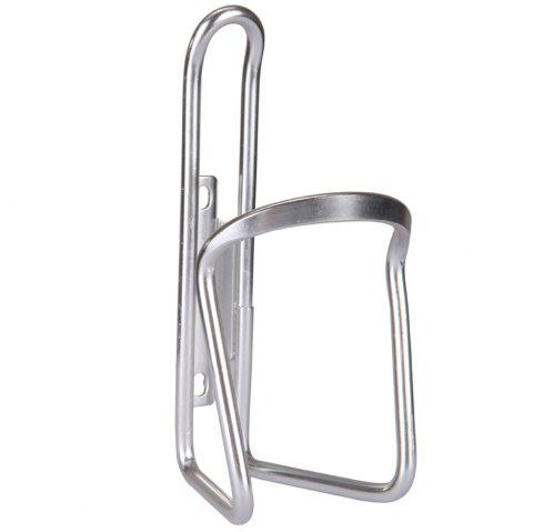 Aluminum Alloy Kettle Rack for Bicycle Mountain Bike - SILVER