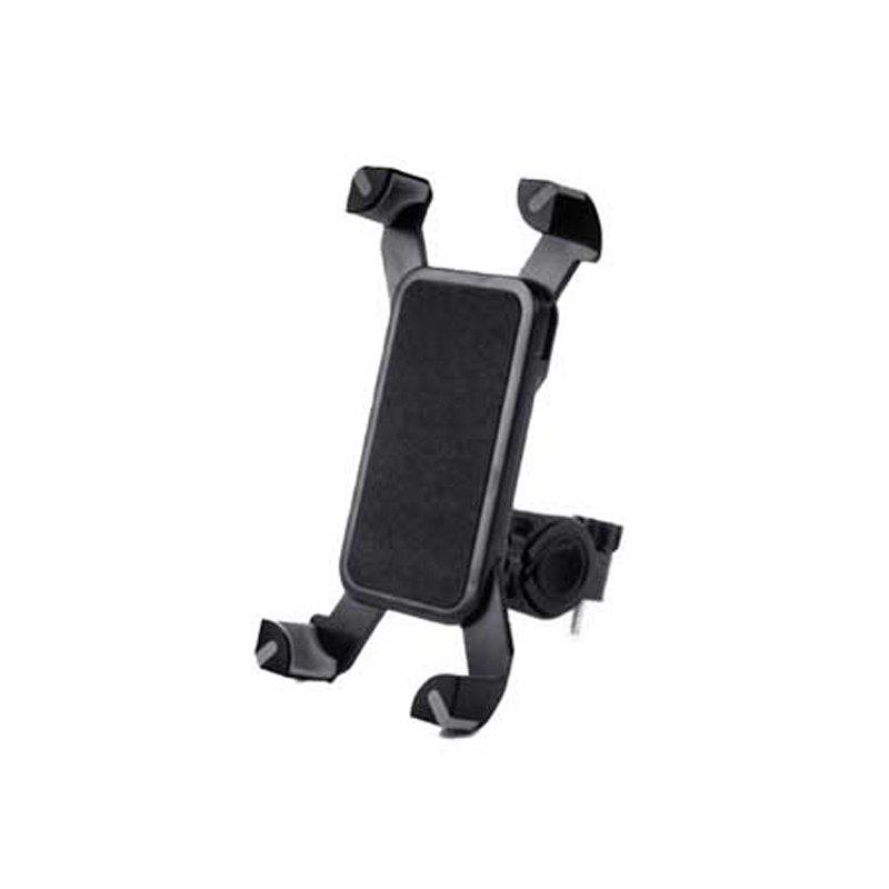 Bicycle Mobile Phone Support Mountain Bike Electric Vehicle Motorcycle Navigation Frame - BLACK