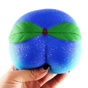 Squishys Slow Rising Stress Relief Soft Toys Replica Star Night Honey Peach - COLORMIX