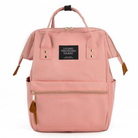 Outdoor Travel Portable Handiness Backpack - PINK