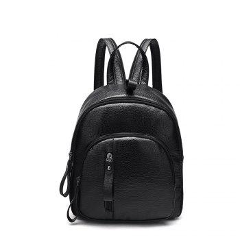 Casual Backpack for Women Or Girls PU