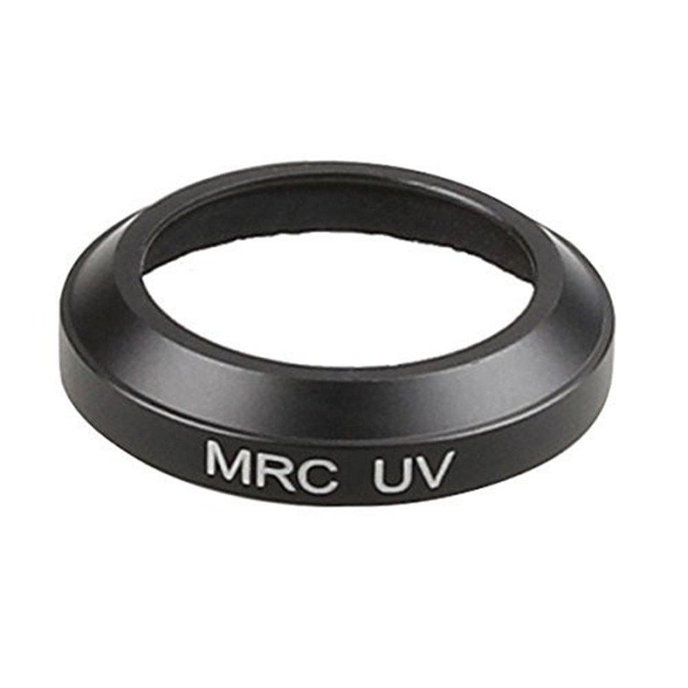 Ultraviolet UV Lens Filter for DJI Mavic Pro Quadcopter Drone - BLACK