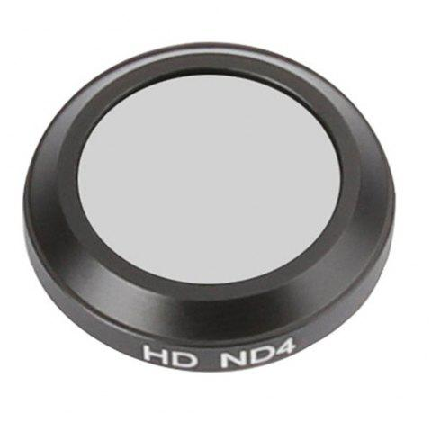 Neutral Density ND4 Lens Filter for DJI Mavic Pro Quadcopter Drone - BLACK