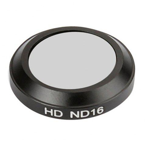 Neutral Density ND16 Lens Filter for DJI Mavic Pro Quadcopter Drone - BLACK