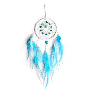 The New Natural Turquoise Dreamcatcher Pure Hand-Made - IVY IVY