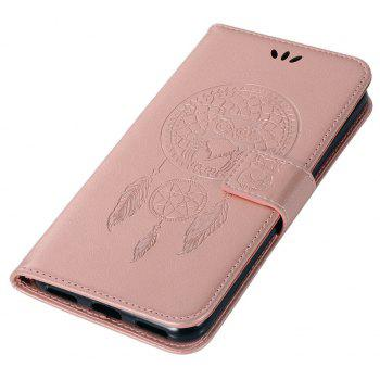 Owl Campanula Fashion Wallet Cover For Asus Zenfone 4 Selfie ZD553KL Case Phone Bag With Stand PU Flip Leather Case - ROSE GOLD