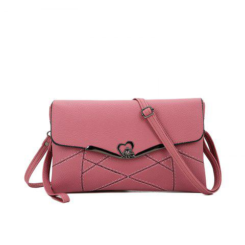 Clutch Large Capacity Envelope Handbag Handbag - PINK