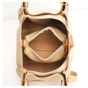 High-Capacity Two-Piece Package -  GOLDEN