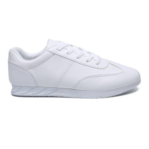 New Youth Fashion Trend Shoes - WHITE 44