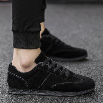 New Youth Fashion Trend Shoes - BLACK 44