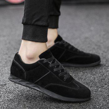 New Youth Fashion Trend Shoes - BLACK 39
