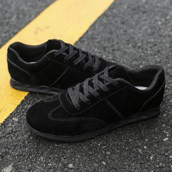 New Youth Fashion Trend Shoes - BLACK 40