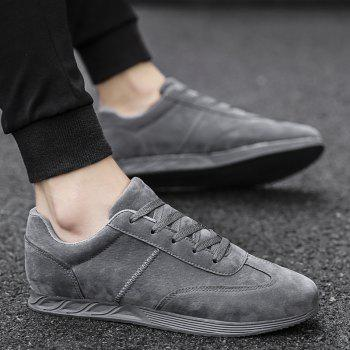 New Youth Fashion Trend Shoes - GRAY 43