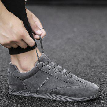 New Youth Fashion Trend Shoes - GRAY 44