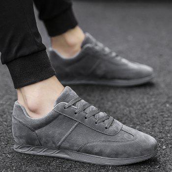 New Youth Fashion Trend Shoes - GRAY 42