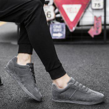 New Youth Fashion Trend Shoes - GRAY 39