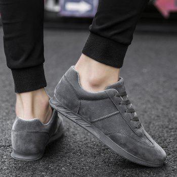New Youth Fashion Trend Shoes - GRAY 40