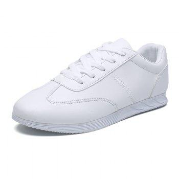 New Youth Fashion Trend Shoes - WHITE 41