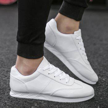 New Youth Fashion Trend Shoes - WHITE 39