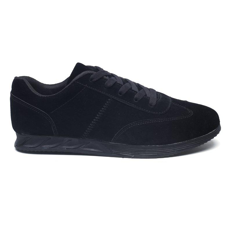 New Youth Fashion Trend Shoes - BLACK 41