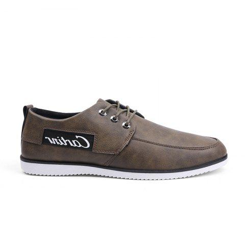 New Solid Color Casual Shoes - IVY 42