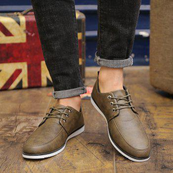 New Solid Color Casual Shoes - IVY 40