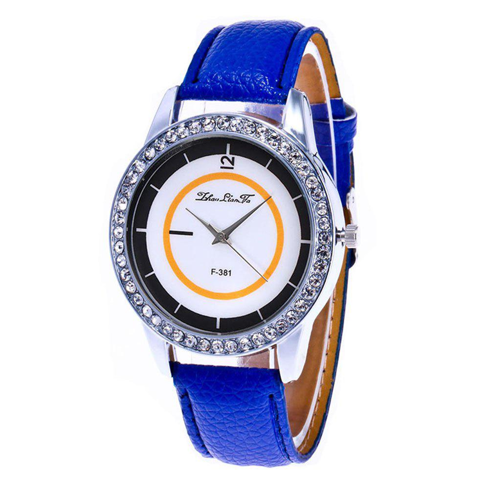Zhou Lianfa Fashion Trend Personality Leisure Watch - ROYAL