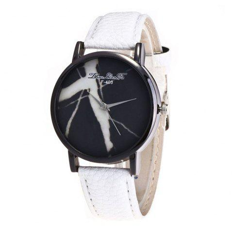 Zhou Lianfa Fashion Trend High-End 100 Watches - WHITE