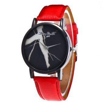 Zhou Lianfa Fashion Trend High-End 100 Watches - RED RED