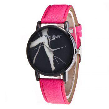 Zhou Lianfa Fashion Trend High-End 100 Watches - ROSE RED ROSE RED