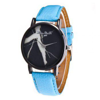 Zhou Lianfa Fashion Trend High-End 100 Watches - LIGHT BLUE LIGHT BLUE
